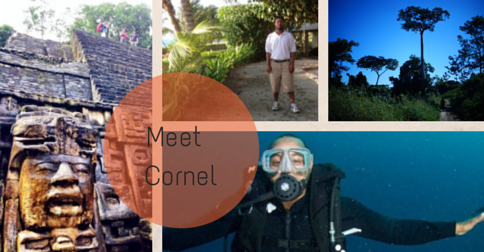 Meet Cornel :: Authentic Belizean Tours