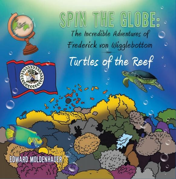 New Children's Book Featuring St. George's Caye