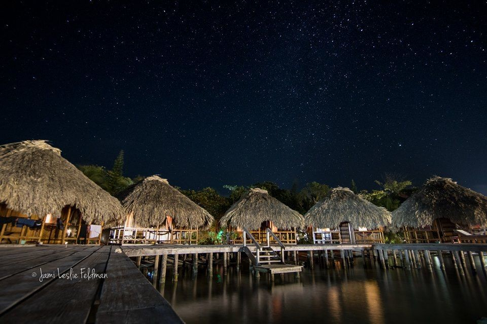The Skies are Bigger in Belize