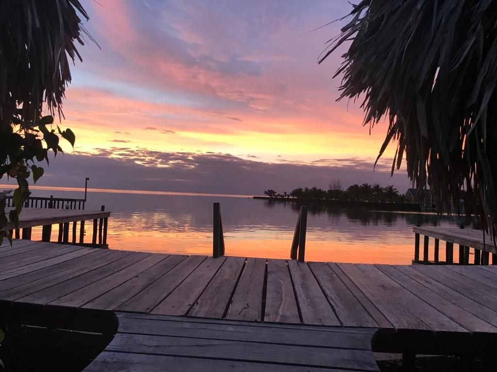 Incredible views in your mind's eye - St. George's Caye Resort