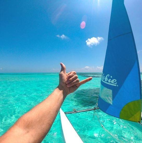Hangloose---St.-Georges-Caye-Resort---Belize
