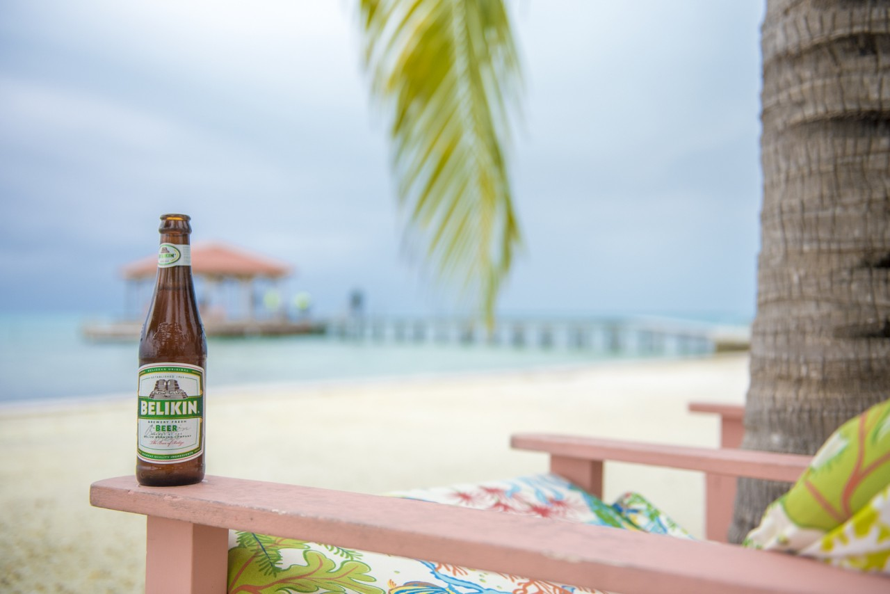 Belikin-on-the-beach-St-Georges-Belize