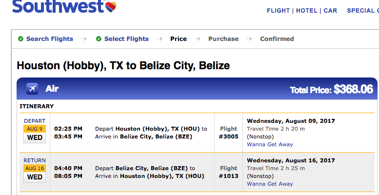 How Low Can They Go Roundup Of The Lowest Airfares To Belize The Island Life Belize St George S Caye Resort Belize