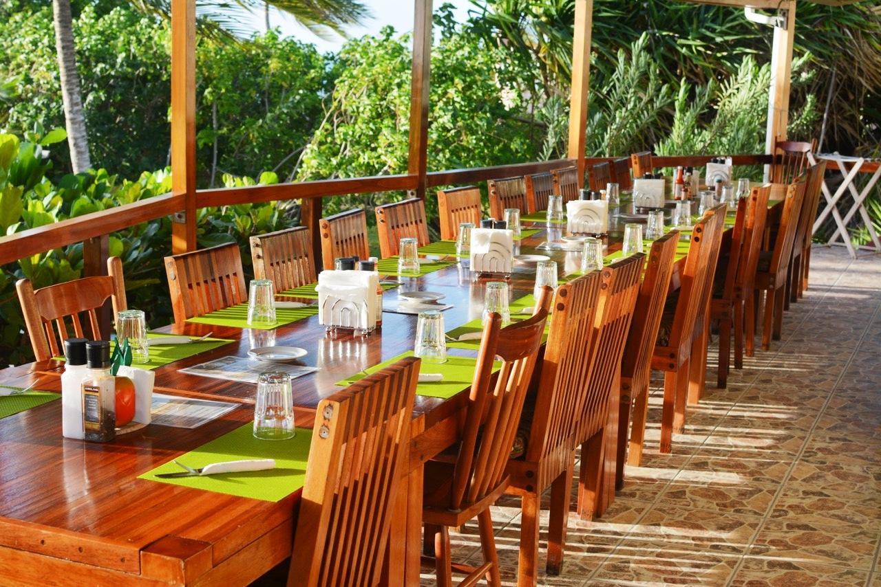 St. George's Dining Room Belize